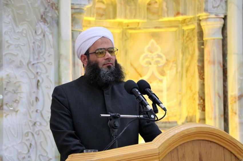 پیام واقعه غدیر خم، درس اتحاد و الفت برای امت اسلامی است